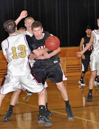 20111216 Sleepy Eye Boys Basketball