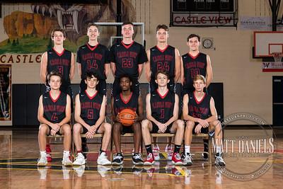 2018-19 Castle View Boys Basketball