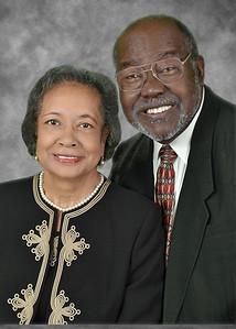 Rev. & Mrs. LAMPLEY