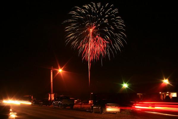 Milton Fireworks 2012