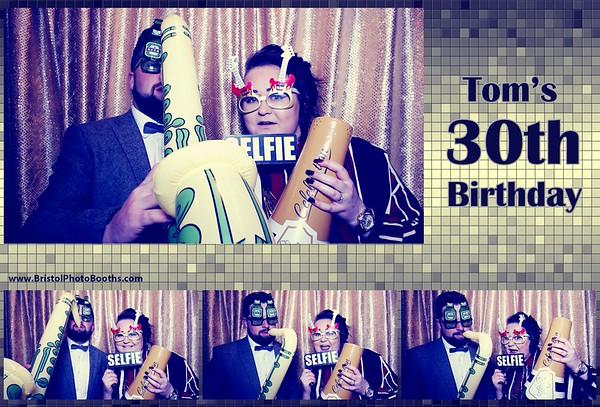 Tom's 30th Birthday