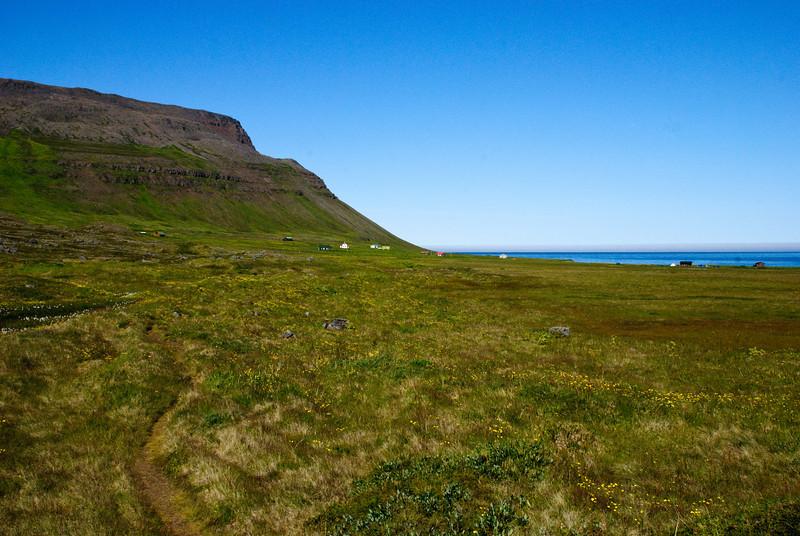 Sæból í Aðalvík