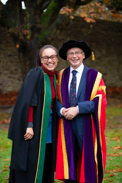 31/10/2019. Waterford Institute of Technology (WIT) Conferring Ceremonies. Picture: Patrick Browne