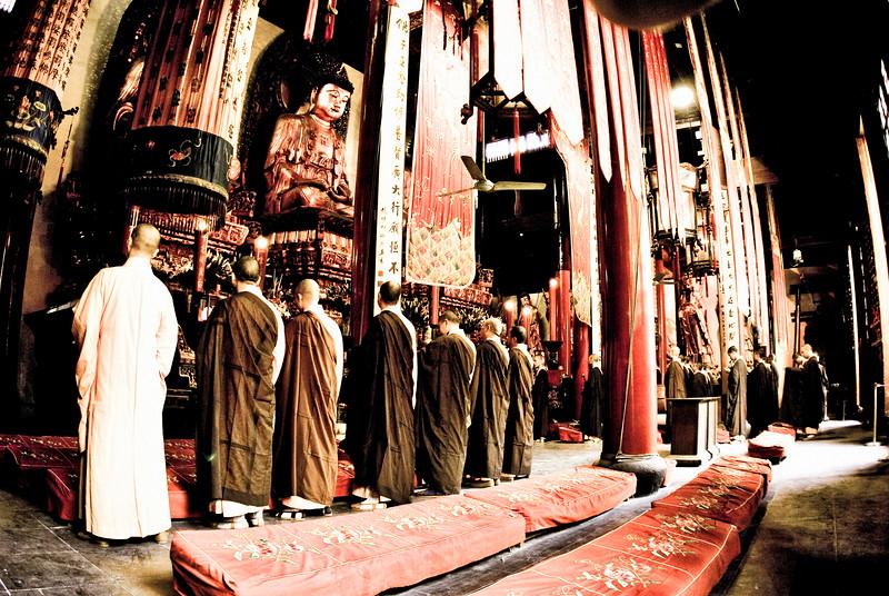 Jade Buddha Temple, Shanghai