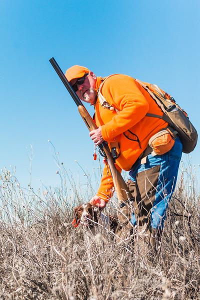 Quail Hunting Oklahoma 2016