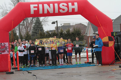 Pre-Race - 2013 Shelby Township Jingle Bell 5K