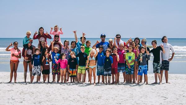 August 6 Surf Camp