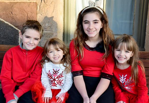 Martin Family December 2015