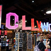 A Hollywood gift shop