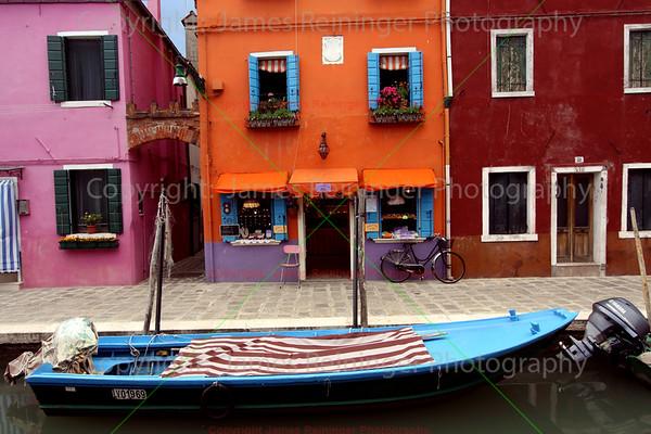Burano, Murano, and Surrounding Islands