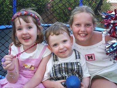 Joy--Dinner at Joy's 7-05