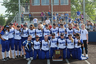 SOFTBALL REGIONALS Lake Central VS Crown Point 2021