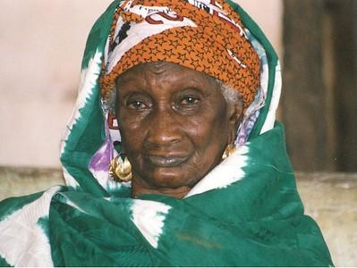 Gambia Adult Portraits