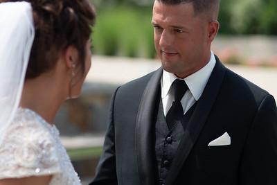 Travis & Sarah Miller Wedding