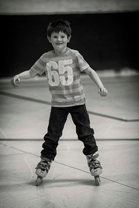 Skates and Angry Birds