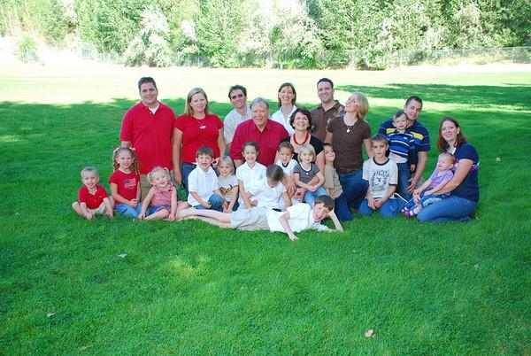 Bonnie Family 9-7-09