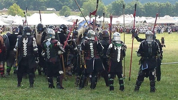 Pennsic - August 2016