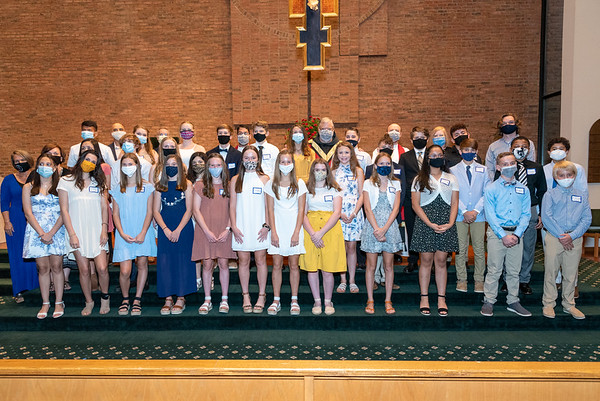 2020 St. Anne Confirmation June 17th