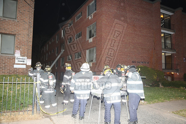 Hartford, Ct 2nd alarm 12/4/17