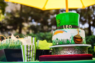 031514 - Leo's Baptism + 1st Birthday