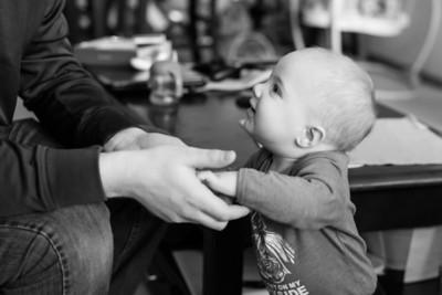 Jackson {9 months old}