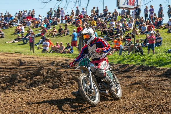 2018 AMA Off-Road Vintage Grand Championship: Motocross
