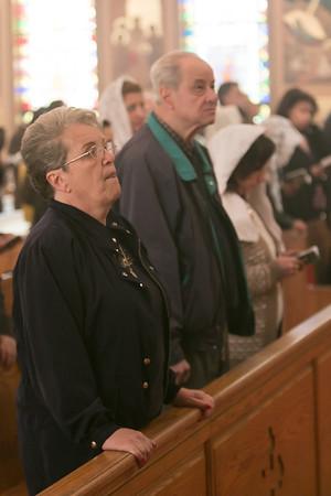 Concelebration of Divine Liturgy for Armenian Genocide Martyrs