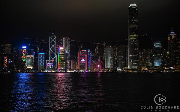 Hong Kong - Macau - 1.24.18 - 1.28.18