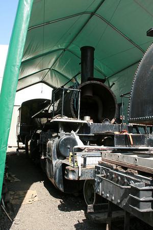 3-27-2010 GG Railroad Museum Train