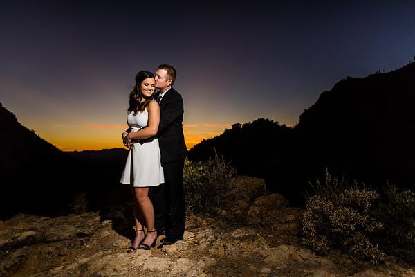 Rachelle & Kurt | November 2017 | Tucson, AZ