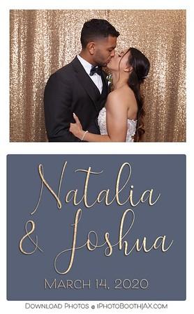 Natalia + Joshua