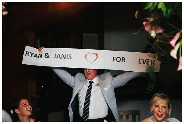 Ryan + Janis