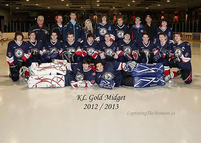 KL Gold Midget