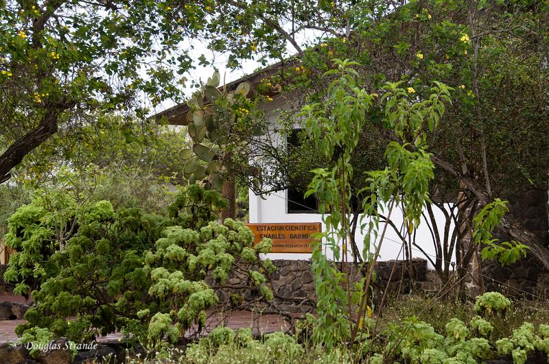 Galapagos National Park Darwin Center