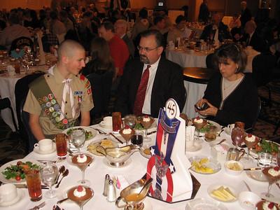 Eagle Recognition Dinner 2010