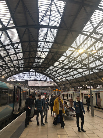 2019-01 UK Trip