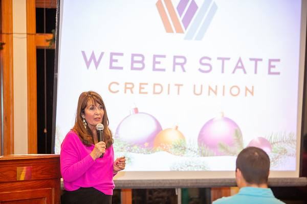 Weber State Credit Union Christmas 2019