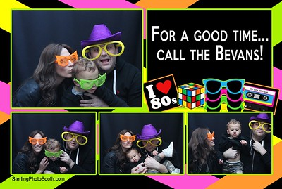 The Bevans Welcome Party!
