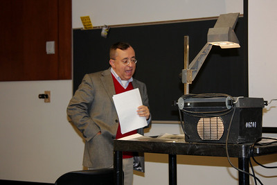 2009 PFW Dr. Herb Asher Lecture