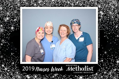 May 06, 2019 - Houston Methodist Nurses Week
