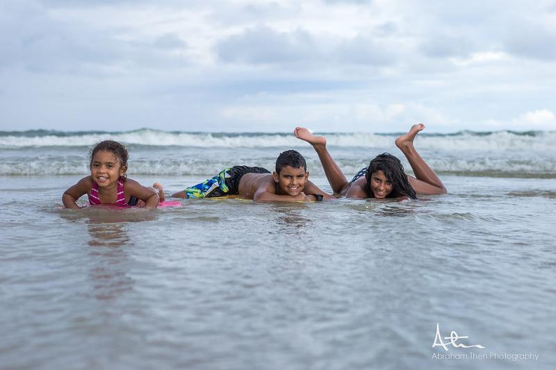 Huguenot Beach with Anna Malone