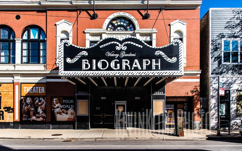 Victory Gardens Biograph Theatre