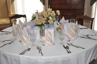 Mary Leavitt Bridesmaid Luncheon