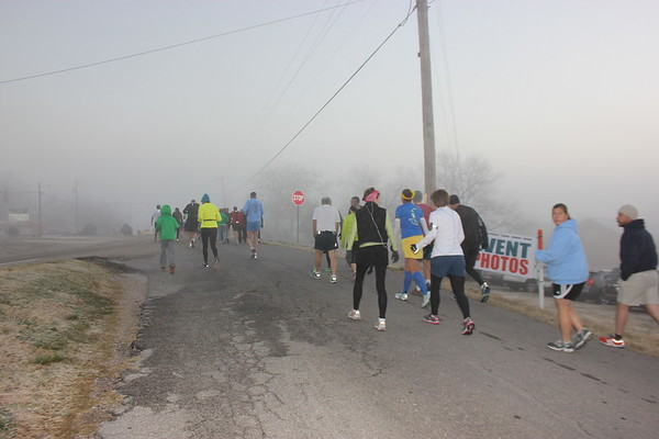 White River Landscapes and Prerace Candids
