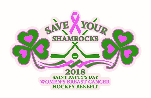 2018 - Save Your Shamrocks for Breast Cancer