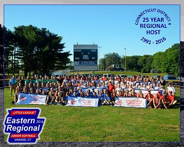 2016 LL JR SB East Regional
