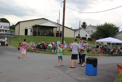Block Party, New Ringgold Fire Company, New Ringgold (7-20-2013)