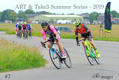 ART & Take3 2019 Summer Series # 7
