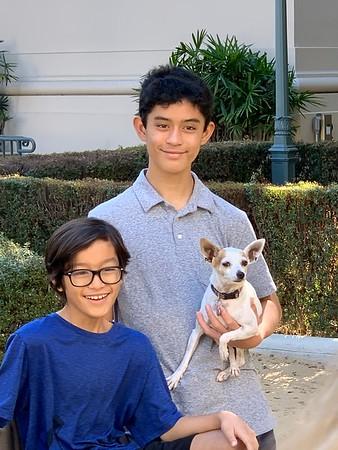 2019.11.24 Family photo shoot