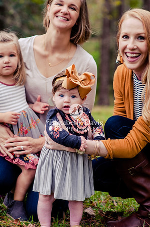 S & T Double Family Session   Oct 2019